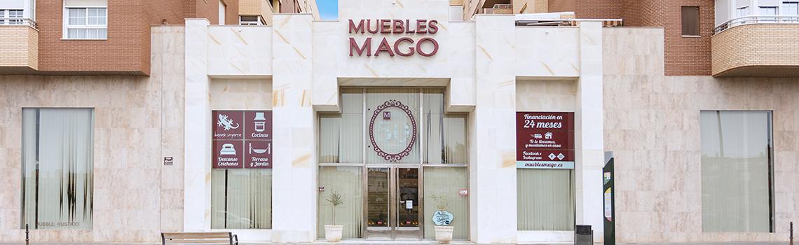 Tienda de Muebles Mago